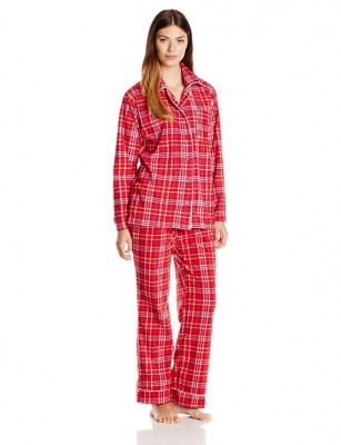 ladies fleece pajamas 2015