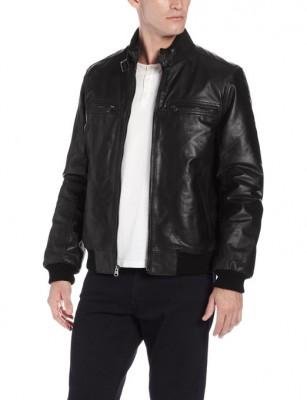 leather bomber jacket for men 2015-2016