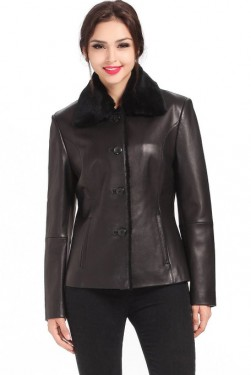 shearling leather jacket 2015-2016