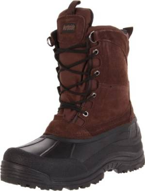 winter boots for man 2015-2016