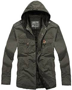 winter coat for men 2017-2018