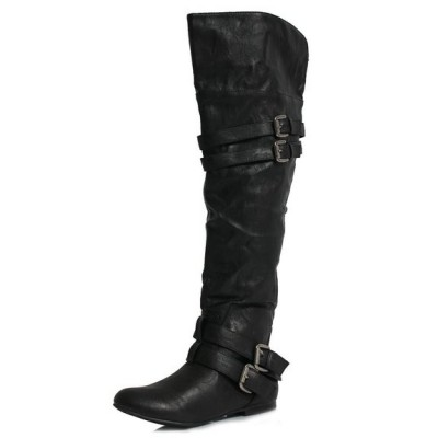 winter of 2014-2015 women over the knee boots