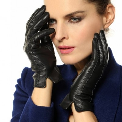 womens leather gloves 2015