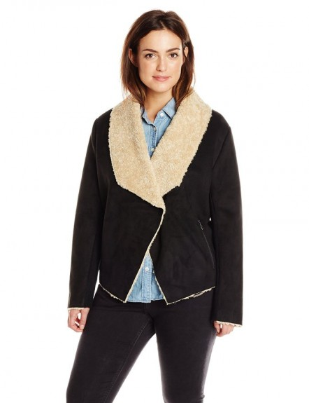 womens shearling jacket 2016