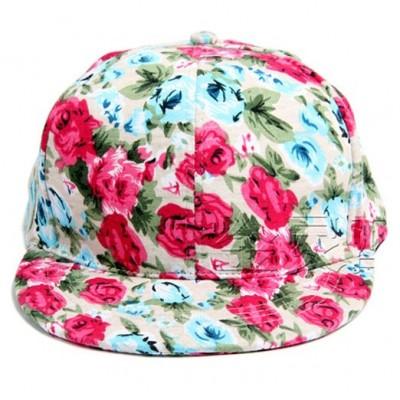 floral snapback hat 2015