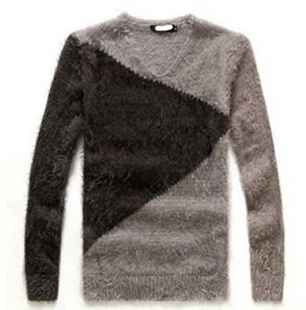 mohair sweater for men 2015