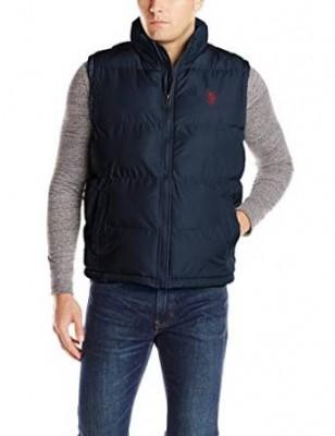 puffer vest for men