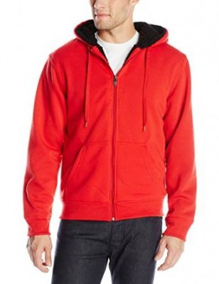red hoodie for men 2015-2016