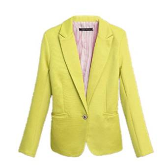 spring blazer for women 2015