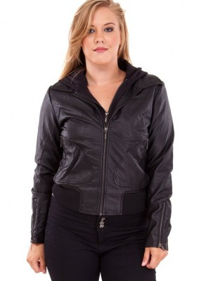 women leather jacket 2015