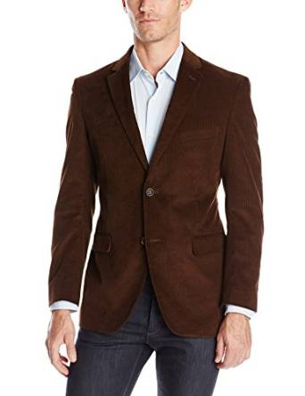2015 corduroy blazer for men