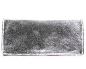 Silver slim wallet 2015