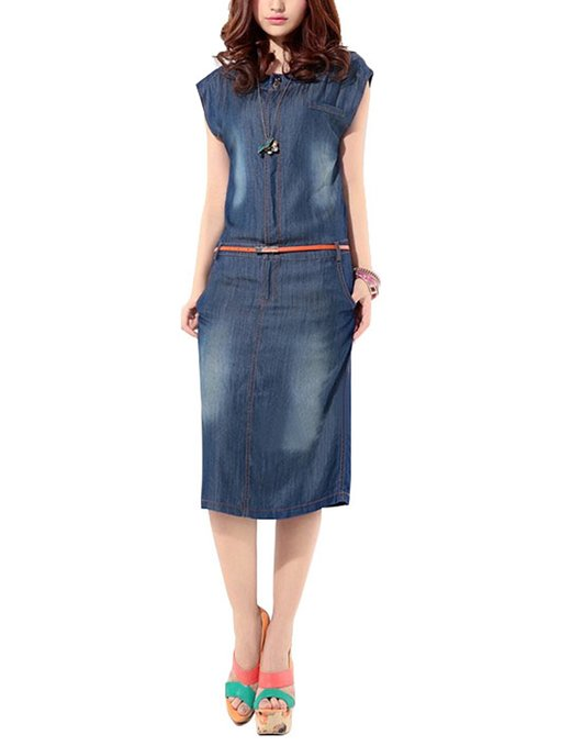 denim dress 2015