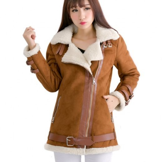 2015 2016 ladies shearling jackets