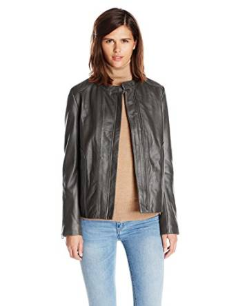 Classic leather jacket 2015