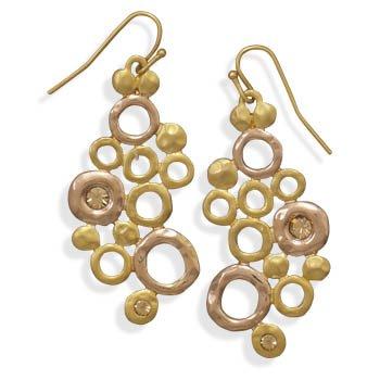 geometrical fashion earrings 2016