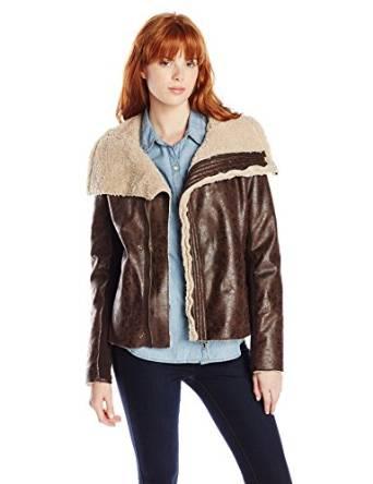 women shearling jacket 2015