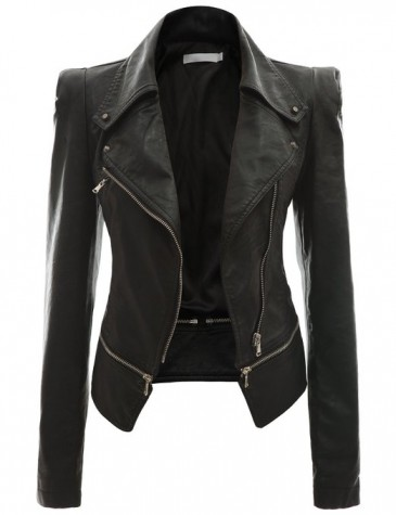 2015-2016 leather jackets for women