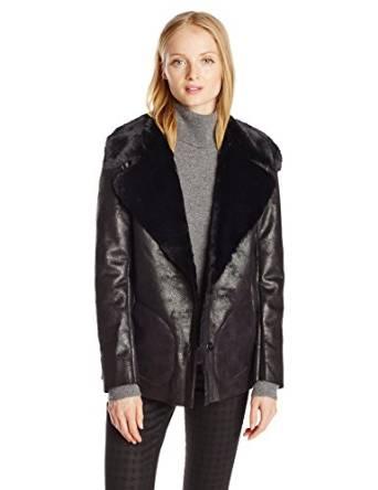 2015-2016 shearling jacket