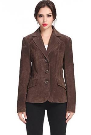 best suede jacket for women 2015-2016