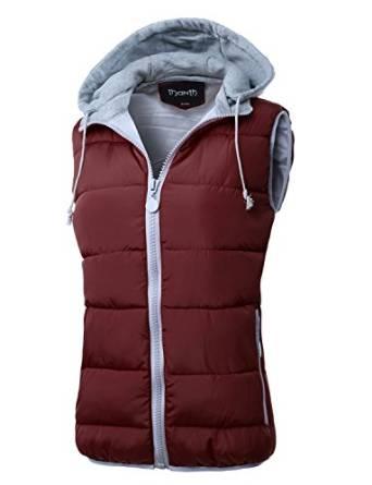 womens best puffer vests 2015-2016