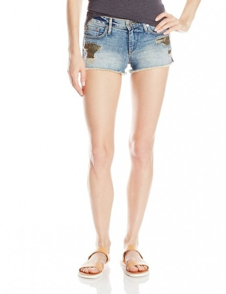 2015-2016 denim shorts