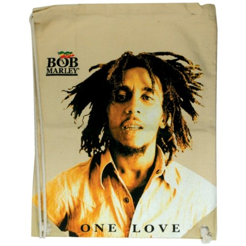 Bob Marley-Sepia Cinch Bag 2015-2016
