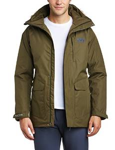 best reviews parka for men 2018