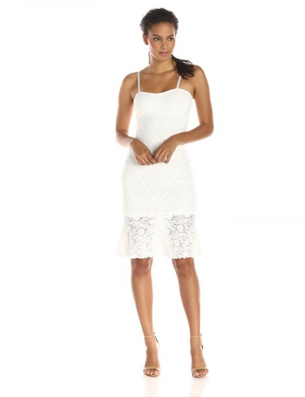lace white dress 2015-2016
