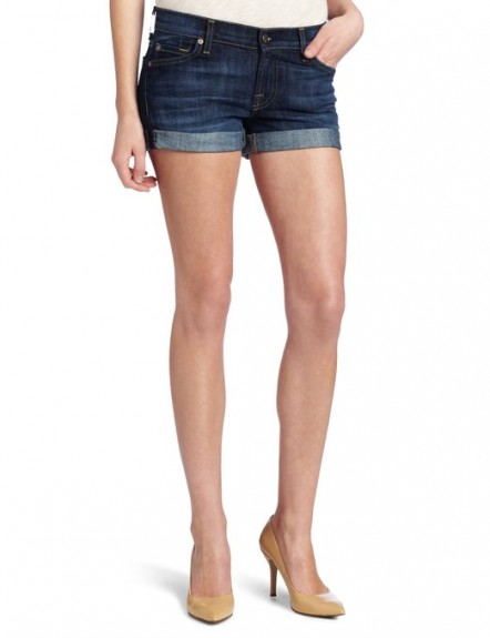 ladies denim shorts 2015-2016