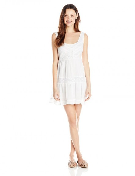 summer white dress 2015-2016