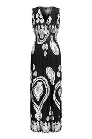 bohemian summer maxi dress 2015-2016