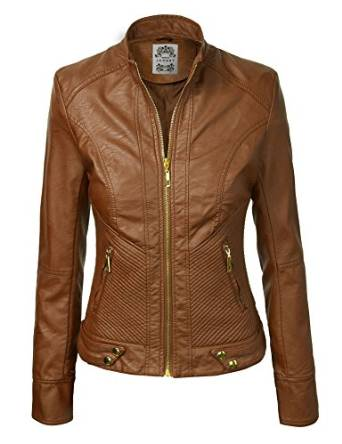 ladies leather jacket 2015-2016