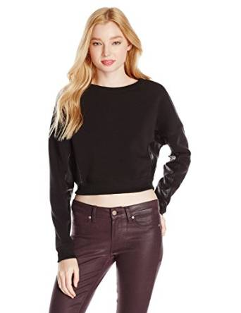 best cropped sweater