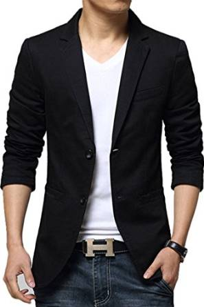 outstanding blazer