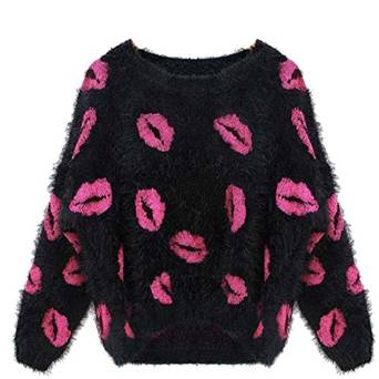 latest mohair jumper