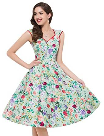 2016 -2017 floral dress