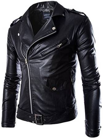 2016 amazing leather jacket
