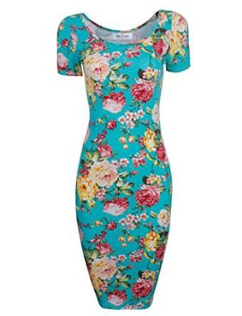 2016 floral dresses