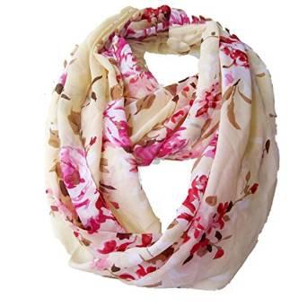 2016 floral prints scarf