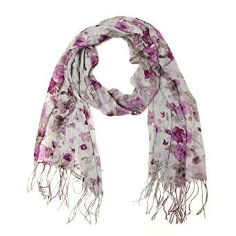 floral prints scarf 2016