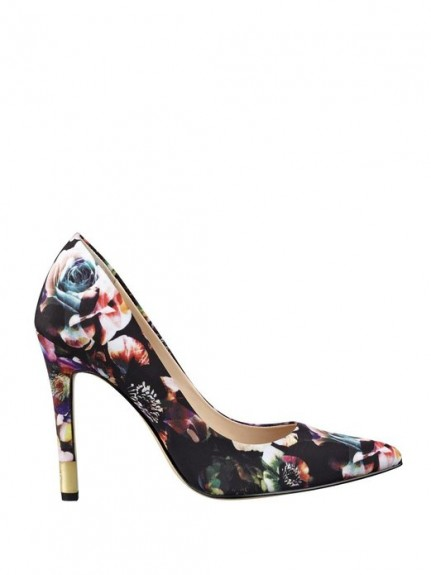 womens floral pumps 2016