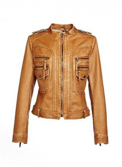 2017-2018 leather jacket