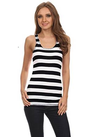 striped tank top 2016