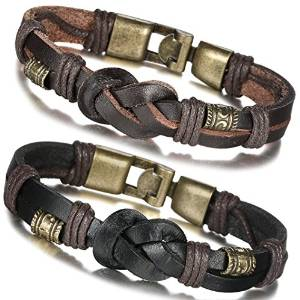 amazing leather bracelet