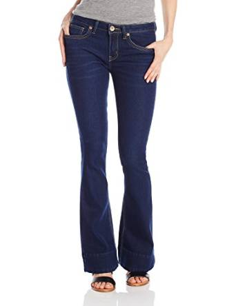 flared jeans 2018 trends