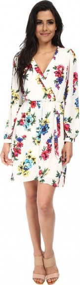 floral dress 2016-2017
