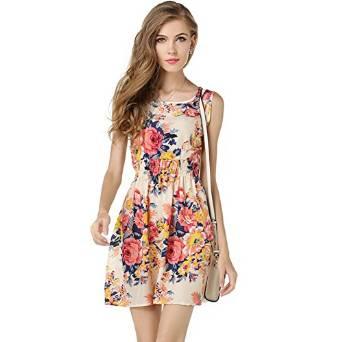 ladies best floral dresses