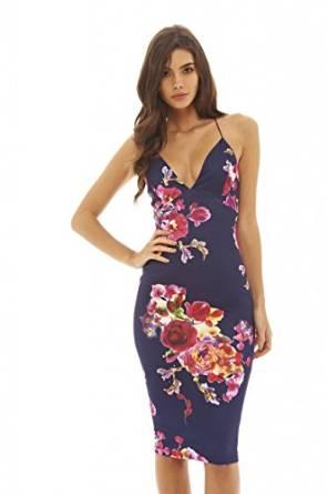 womens best floral dress