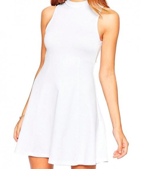 womens white dress 2018